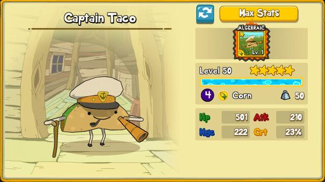 024 Captain Taco