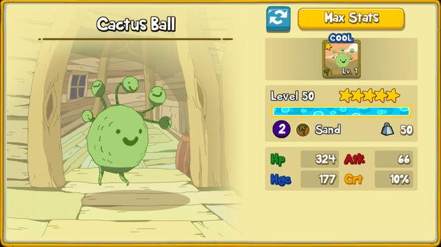 020 Cactus Ball
