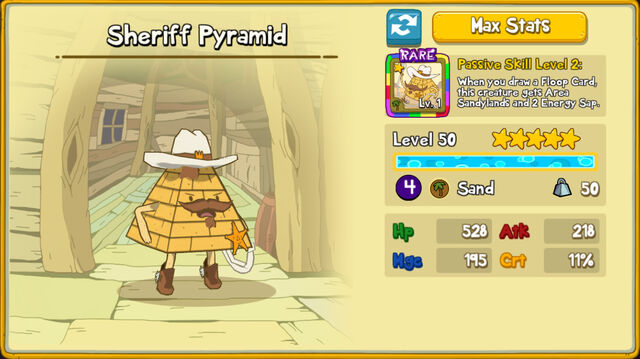 187 Sheriff Pyramid