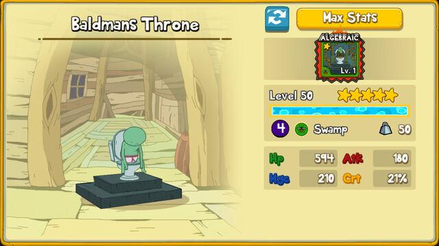 010 Baldmans Throne