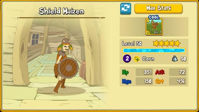 164 Shield Maizen