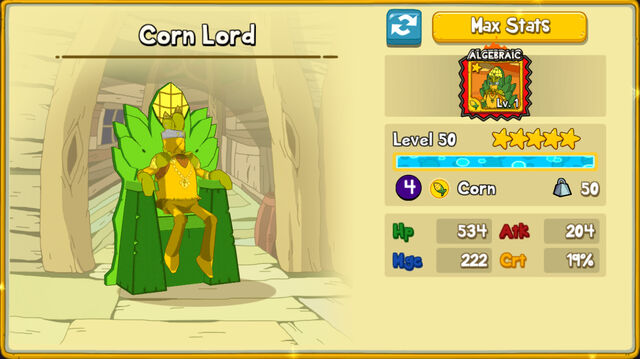 038 Corn Lord