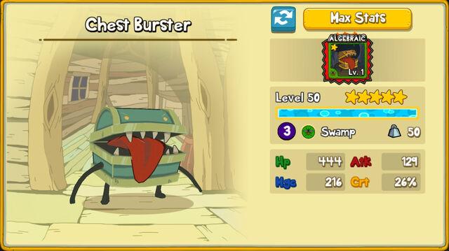 026 Chest Burster