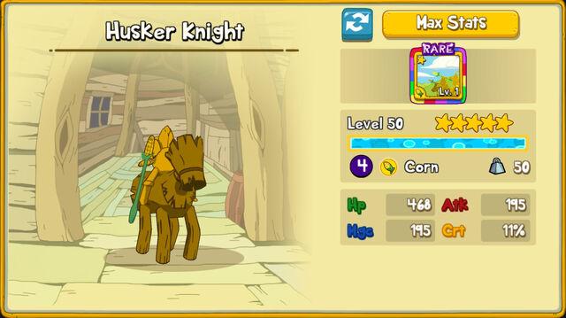 086 Husker Knight