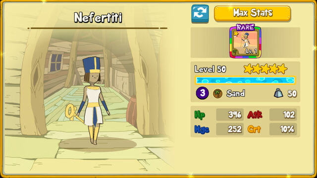 190 Nefertiti