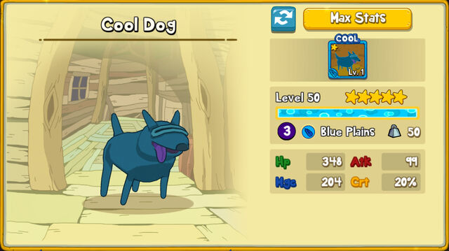 028 Cool Dog