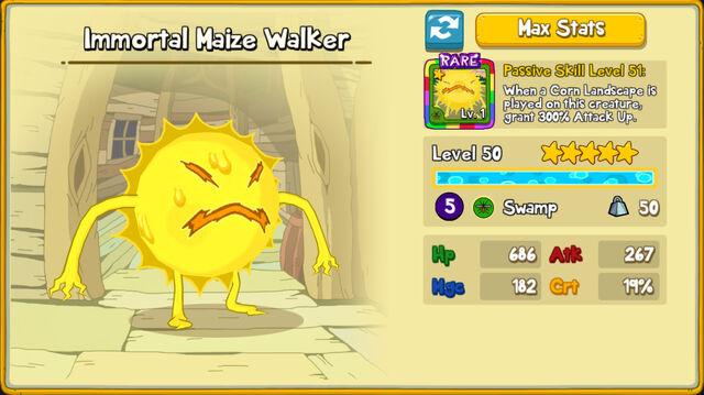 097 Immortal Maize Walker
