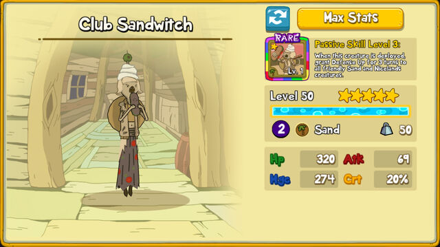 131 Club Sandwitch
