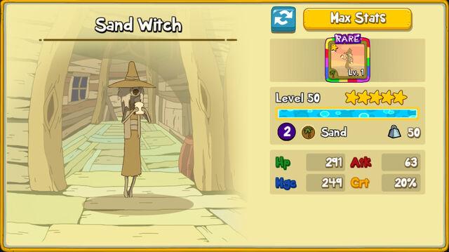 132 Sand Witch