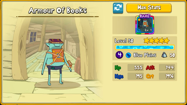 172 Armour Of Books