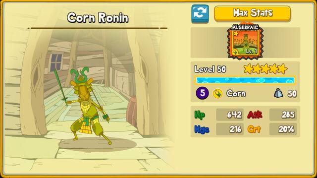 040 Corn Ronin