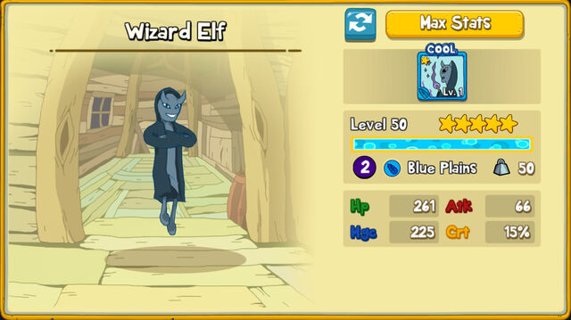 150 Wizard Elf