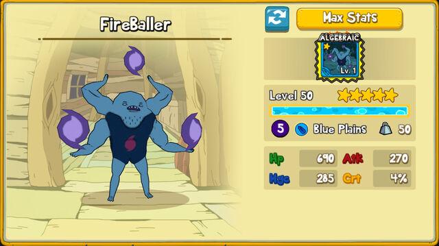 174 FireBaller