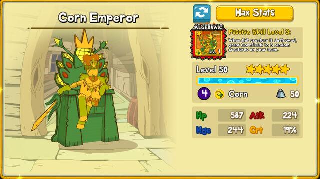 037 Corn Emperor