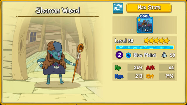 162 Shaman Woad