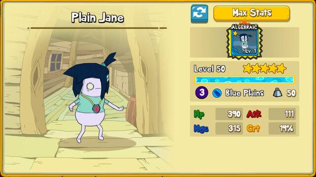 238 Plain Jane