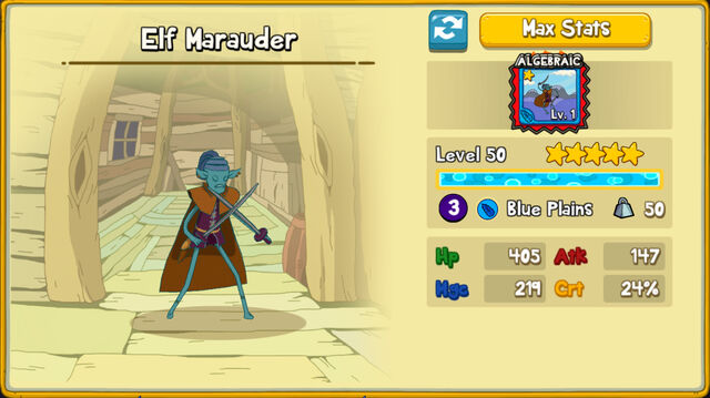 060 Elf Marauder