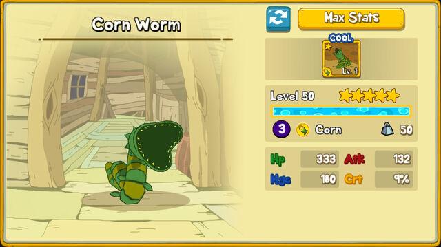 198 Corn Worm