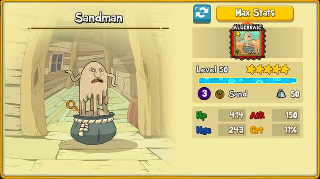 186 Sandman