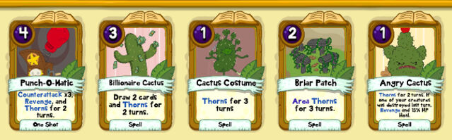 020 Cactus Ball cards