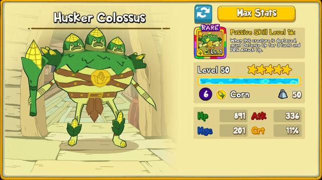 083 Husker Colossus