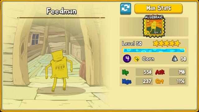 200 Feedman