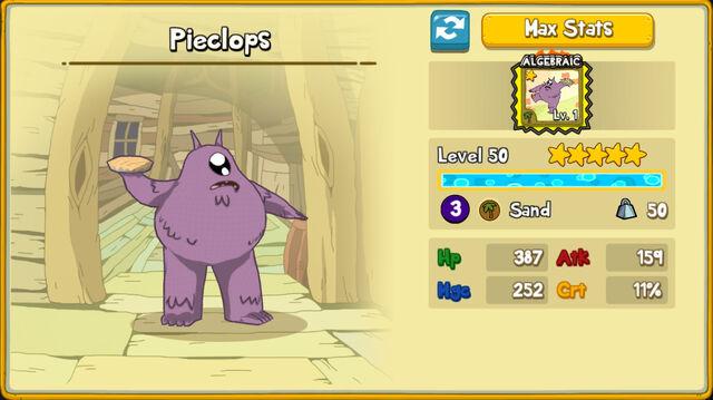 224 Pieclops