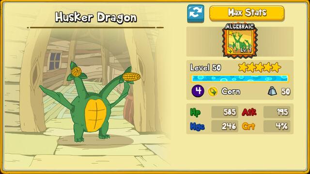 240 Husker Dragon
