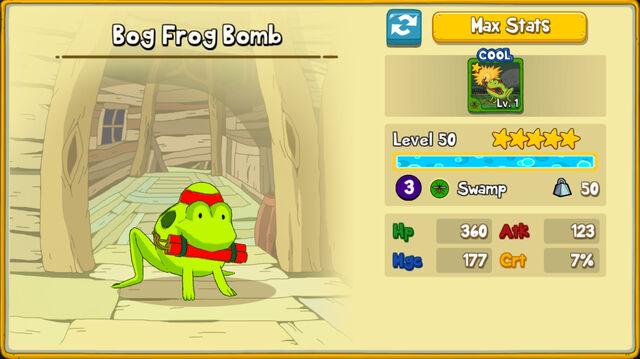 018 Bog Frog Bomb