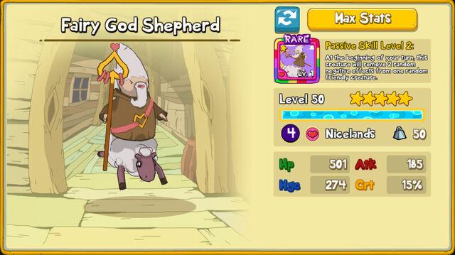 133 Fairy God Shepherd