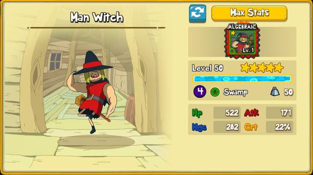 102 Man Witch