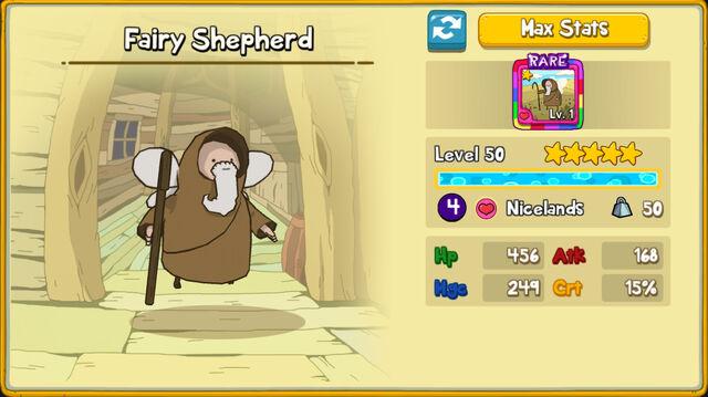 134 Fairy Shepherd
