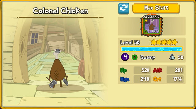 234 Colonel Chicken