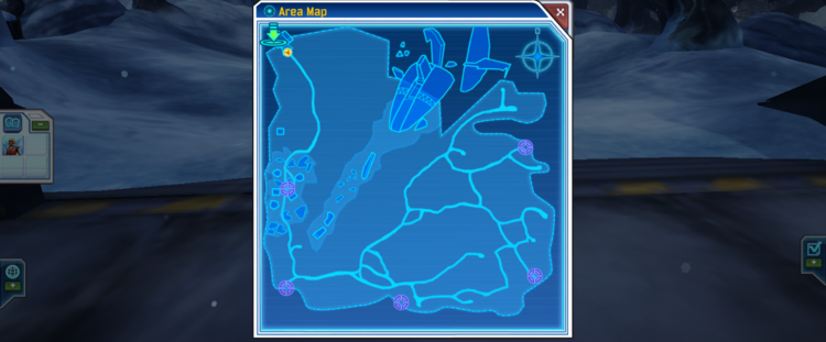 Carlac battle map