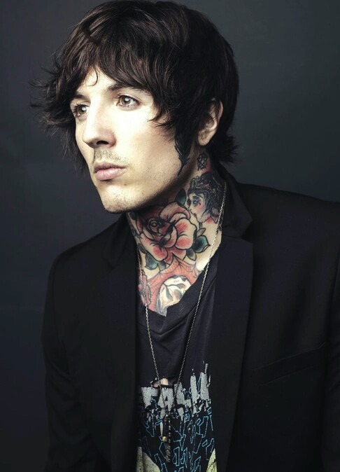 Oliver Sykes Young