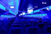 Airbus A330 Economy Interior