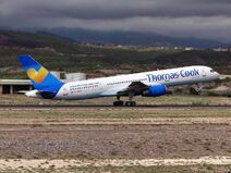 G-JMCD B.757-200 Thomas Cook TFS 04-02-2014 DSC00910 -test-