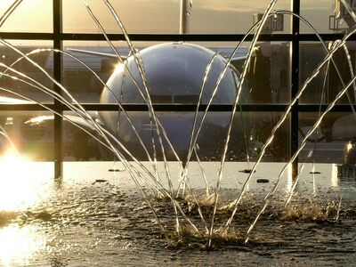 Fountain-detroit