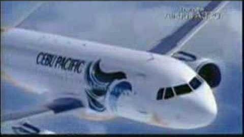 Cebu Pacific A320 Ad