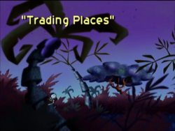 Trading Places Title Card