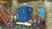 Pearl's time machine