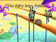 The Fairy Borg Father Title Card