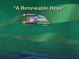 A Renewable Hope