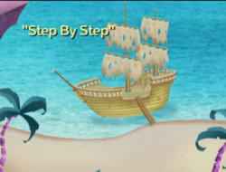 Step by Step Title Card