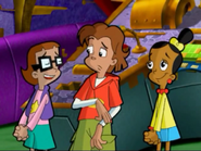 Jackie, Inez, and Slider (The Snelfu Snafu, Part 1)
