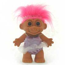 Ballerina-troll