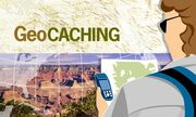Geocaching a