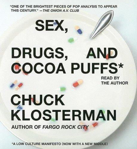 Excerpt from sex drugs and cocoa puffs