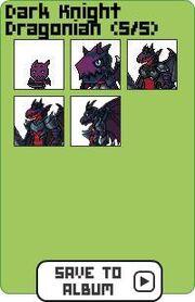 Family dark knight dragonian