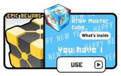 Lucky cube HTNY Master Cube